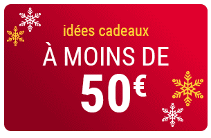 idées cadeau à moins de 50€